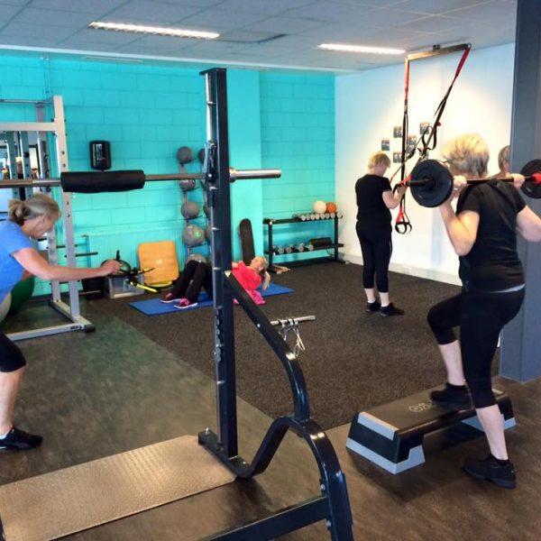Omnia hiitz training
